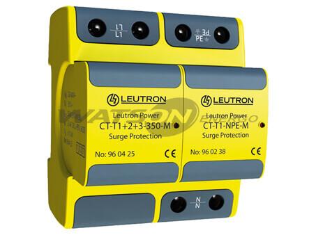 Розрядники CT-T1+2+3, Leutron