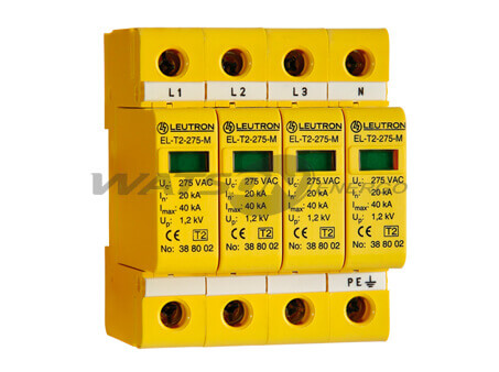 Разрядники EL-T2, Leutron