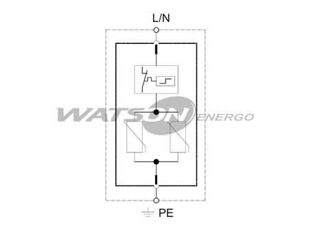 Разрядники IsoPro S 1TE, Leutron