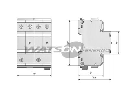 Разрядники PowerPro BCD, Leutron