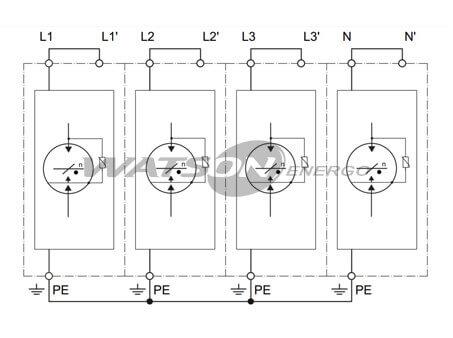 Розрядники PowerPro BCD, Leutron