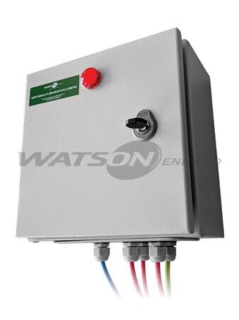 Щити захисту від імпульсних перенапруг типу Watson-LP
